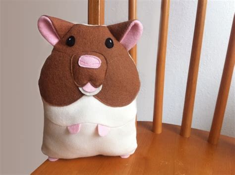 felt hamster pattern fabric textile warehouse create your own toy story with