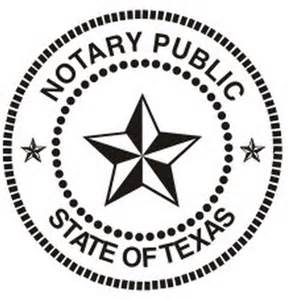Notary Tx Do Notary Sts Differ By State Eternal Notary