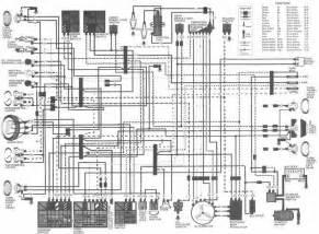 honda cm400c electrical wiring diagram circuit wiring diagrams