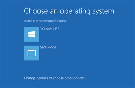windows 8 reset password in safe mode how to add safe mode to boot menu in windows 10 or 8