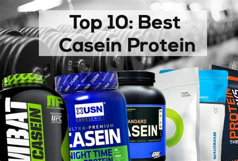 best casein supplement top 10 best casein protein supplements 2018 plus