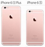 Image result for iphone 6 vs 6 plus vs 6s. Size: 154 x 160. Source: www.iphonetricks.org