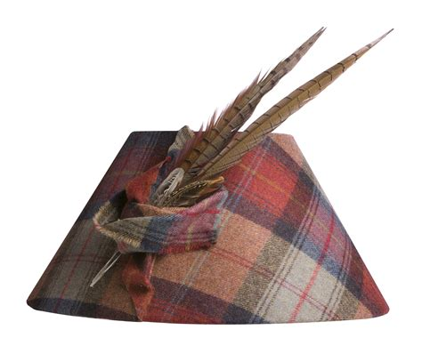 pheasant feather tartan lshade table ls and shades