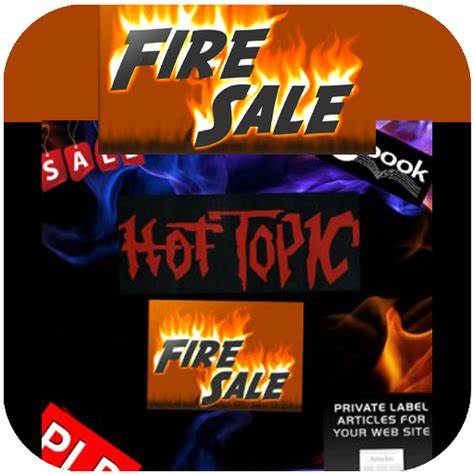 Hot Topic Gift Card Code - amazon com hot topic fire sale appstore for android
