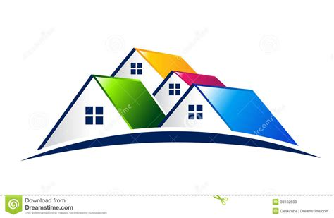Real Pict Sale Maxy houses real estate logo stock photos image 38162533
