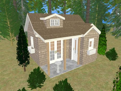 Shed Houses Plans by Storage Sheds Turned Into Houses Small Shed House Plans