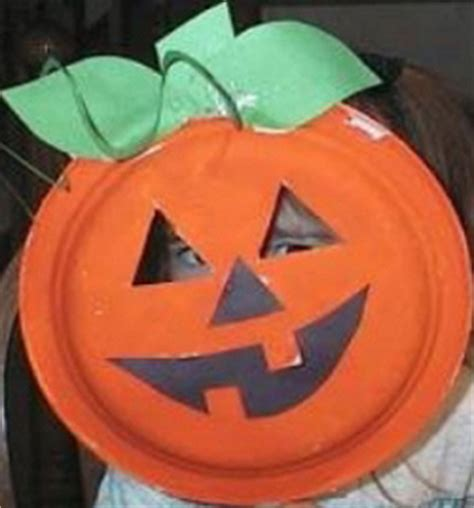 how to make a pumpkin mask for mollymoocrafts easy mask mollymoocrafts