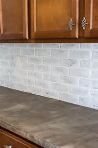 that reddish wood tone not doing for but okay your home improvements refference brick backsplash kitchen