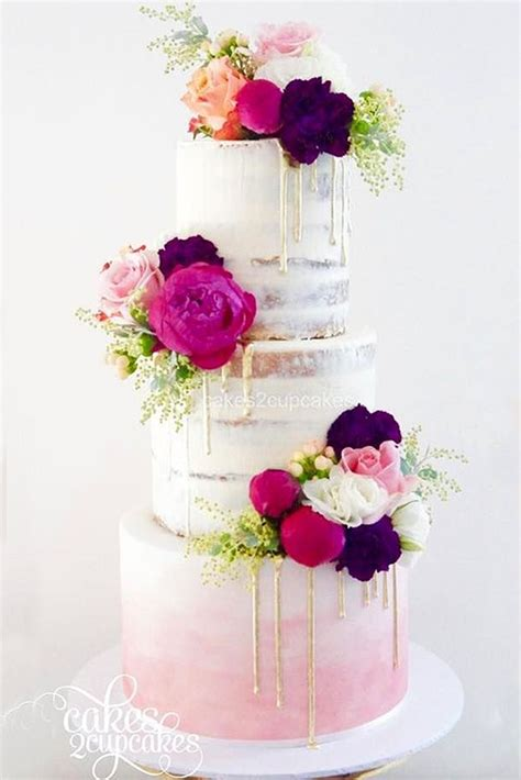 Wedding Cake Model by Variety Of Wedding Cakes Ideas Showing Simple