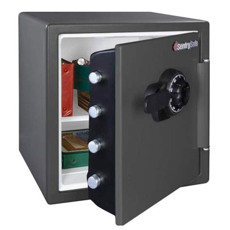 Sentry Home Safes Small Sentry Sfw123csb And Waterproof Safe With