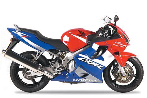 2002 honda cbr 600 ride 2002 honda cbr600f visordown