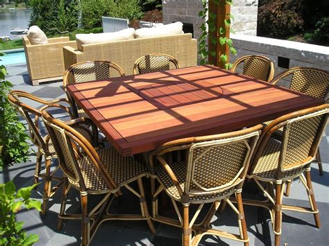 Handcrafted Outdoor Furniture - custom outdoor furniture covers home design