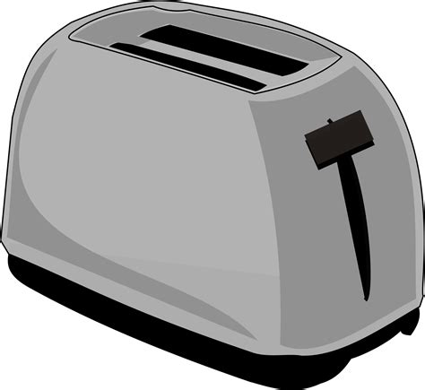Transparent Toasters Clipart Toaster