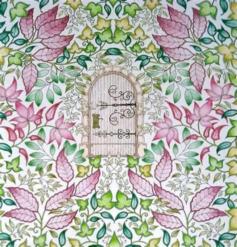 secret garden colouring book hk 重拾顏色筆 風魔全球填色書 secret garden 掀起成人填色熱潮 hokk fabrica