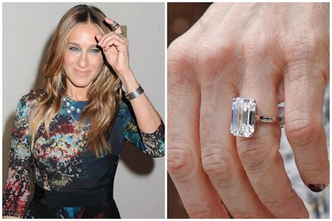 Gwyneth by 25 Unforgettable Celebrity Engagement Rings Racked