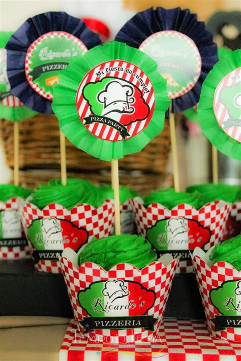 Pizza Party  Ee  Birthday Ee   Party  Ee  Ideas Ee   Themes