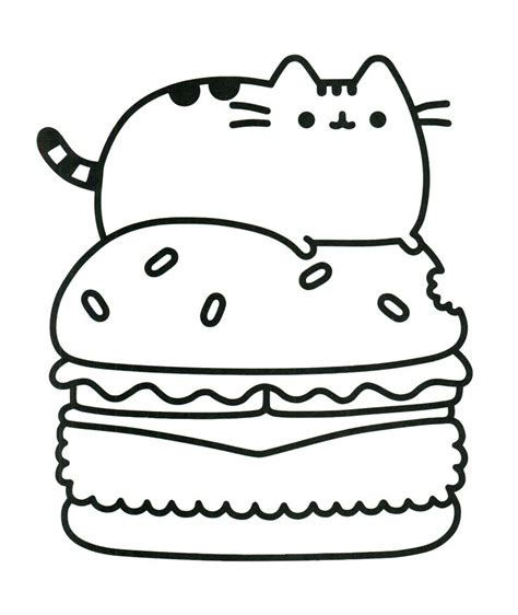 printable coloring pages pusheen 25 best ideas about pusheen book on pinterest pusheen