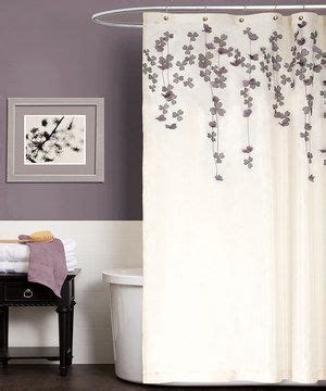 Top Curtains Inspiration Shower Curtain Inspiration Glue Sew Faux Flower