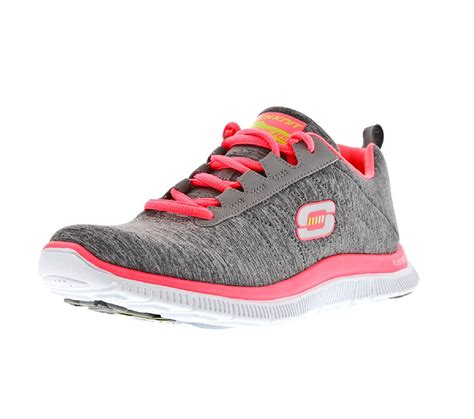 sports shoes for womens skechers sketchers flex appeal glance womens