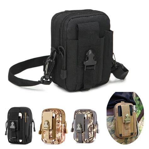 Samsung Galaxy S5 Casing Cover Belt Holster Armor Bumper Keren universal outdoor tactical bag belt pouch waist