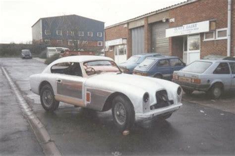 Aston Martin Restoration by Aston Martin Restoration Bodylines