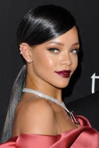 rihanna grey hair color s glamorous ombre hair colors best hair color