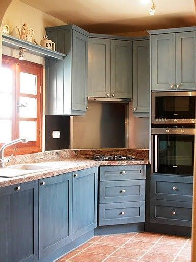 milk paint on kitchen cabinets milk painted kitchen cabinets in wedgewood blue kitchen