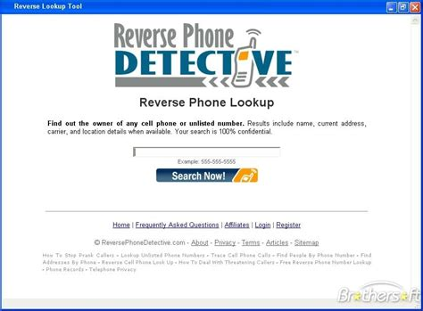 Cellular Lookup Free Cell Phone Search Robot Cell Phone Search Robot 2 07