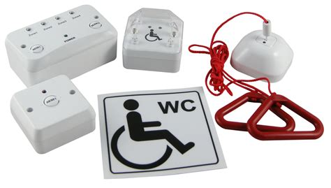 Bathroom Alarm by Disabled Toilet Alarm 1 4 Zone Kit Discount Supplies