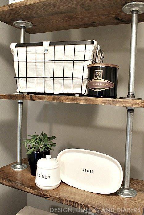 Laundry Room Shelving Taryn Whiteaker Laundry Room Wall Shelves