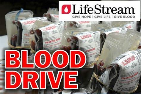 lifestream blood bank lifestream receives emergency order for blood following