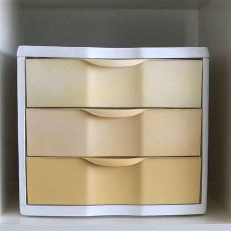 How To Paint Plastic Drawers by Best 20 Paint Plastic Drawers Ideas On