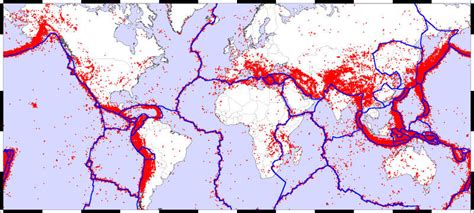 earthquake line what are earthquake fault lines universe today