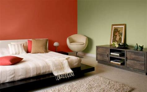 asian paints bedroom bedroom combine jungle cane 7793 with red earth 8029