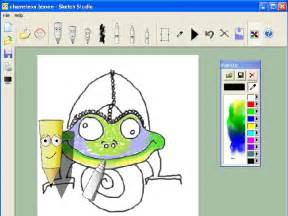 easy drawing software free sreenshot sketch studio 2 0 children drawing