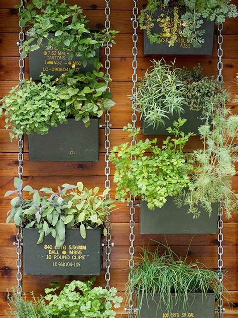easy hanging gardens ideas  outdoors shelterness