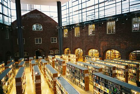 canvas kth kth library in stockholm sweden photo by tianchu duan