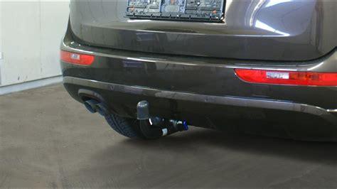 Audi A6 Ahk Nachr Sten by Anh 228 Ngerkupplung Audi Q5 Abnehmbar 1133211 Youtube