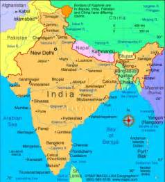 India Nepal Map by Map Of India Nepal Bangladesh And Bhutan Photo New Delhi