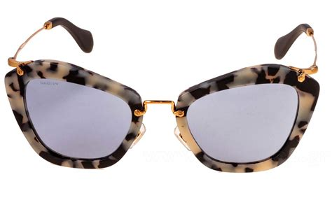 Miu Miu Mirror Quality 1 sunglasses miu miu 10ns hao4n0 55 216 2018 eyeshop ver1