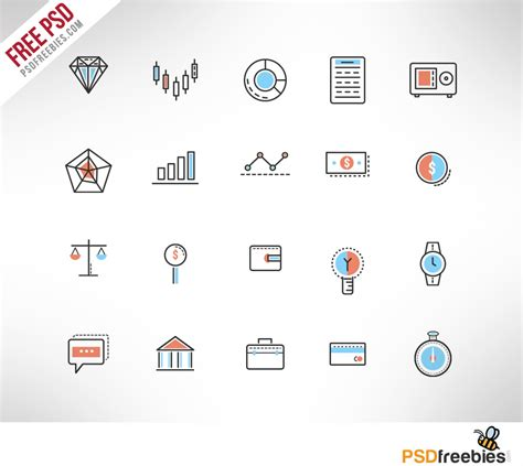 doodle icons free investment doodle icon set free psd psdfreebies