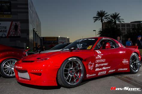 Rocket Bunny V2 Aero Mazda Rx7 Fd3s Ravspec