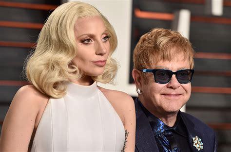 Vanity Gaga Lyrics by Elton Got Gaga And Stevie To Sing Happy