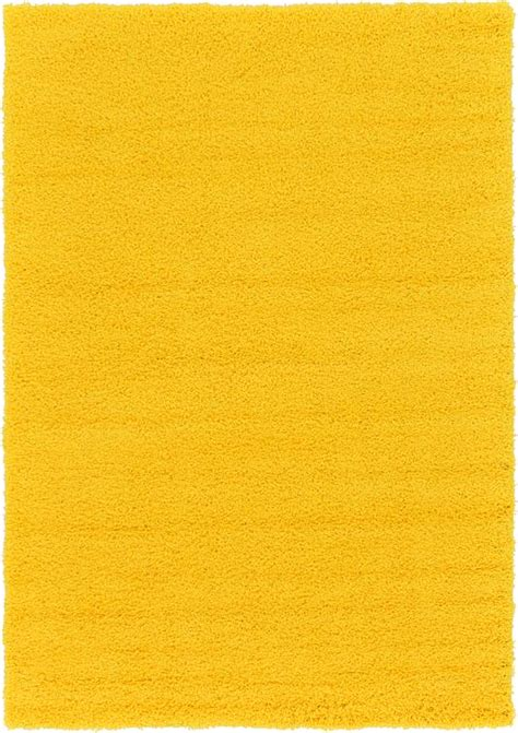 tuscan yellow tuscan sun yellow 6 x 9 solid shag rug area rugs