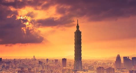 taipei at in taiwan 4k flat cropped wallpaper hddesktops high definition