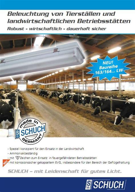 beleuchtung landwirtschaft led beleuchtung f 252 r die landwirtschaft elektrogro 223 handel