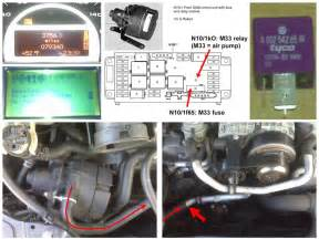 diy cheap but not easy secondary air injection fix mbworld org forums