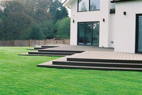 Deck Patio Designs Garden And Patio Decking Gallery Decking Design A