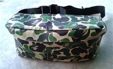Bathing Ape Sling Bag Camo longgokbundle 013 3107398 a bathing ape bape camouflage