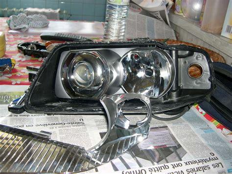 Peinture Pour Plastique 6106 8l tutoriel peindre les phares phase 2 en noir s3 8l